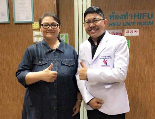 ประสบการณ์จริง ของผู้ป่วยที่มารับการรักษามะเร็งแบบผสมผสาน