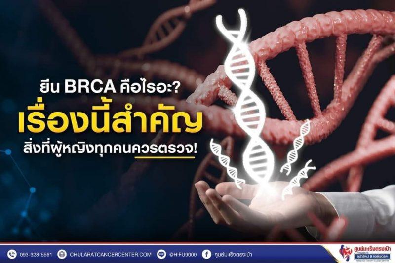 ยีน BRCA